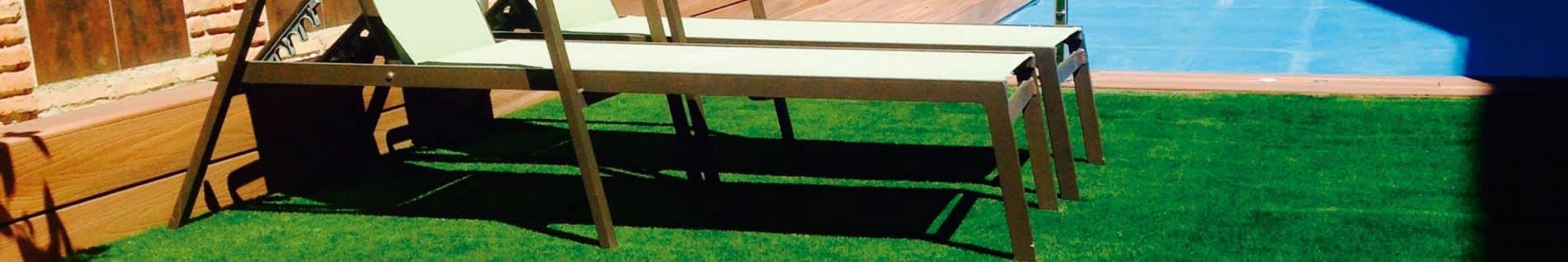 Ventajas del césped artificial frente al natural