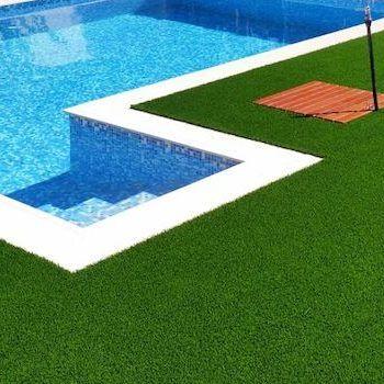 cesped para piscinas